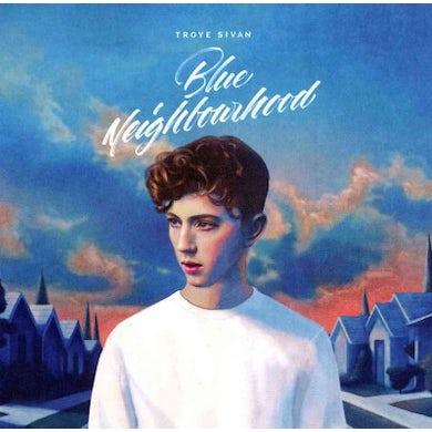 Troye Sivan Blue Neighbourhood (Edited) CD