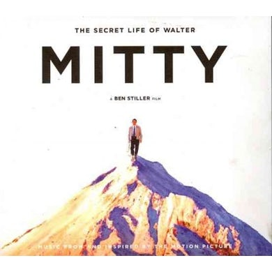 The Secret Life Of Walter Mitty (Original Motion Picture Soundtrack) CD