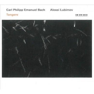 Alexei Lubimov Carl Philipp Emanuel Bach Tangere CD