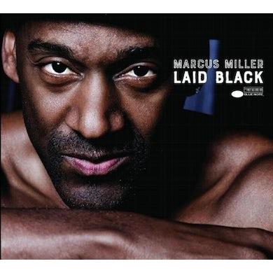 Marcus Miller Laid Black CD