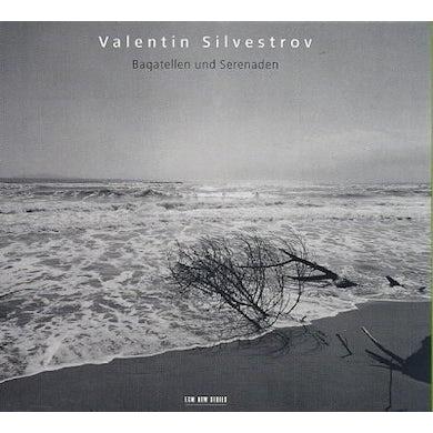 Alexei Lubimov Bagatellen Und Serenaden CD