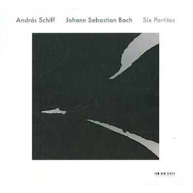 Johann Sebastian Bach J.S. Bach: Six Partitas (2 CD) CD