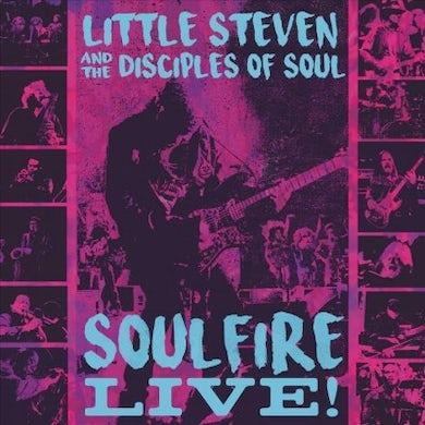 Little Steven Soulfire Live! (3 CD) CD