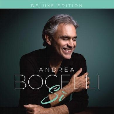 Andrea Bocelli Si (Deluxe Edition) CD