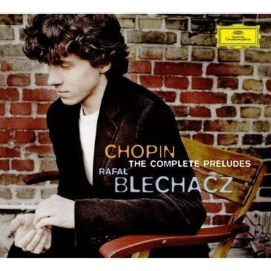 Rafal Blechacz The Complete Preludes CD