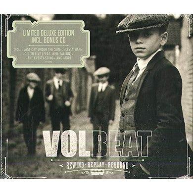 Volbeat Rewind, Replay, Rebound (2 CD)(Deluxe) CD