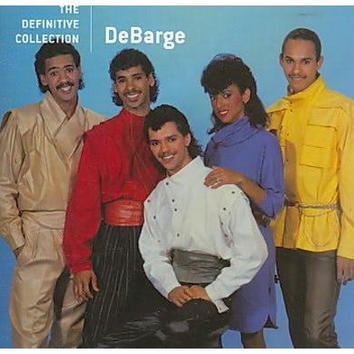 DeBarge The Definitive Collection CD