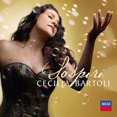 Cecilia Bartoli Sospiri (2 CD) CD