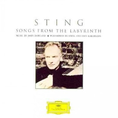Sting Songs From The Labyrinth (Asia/Australia 2008 Tour CD with Bonus CD