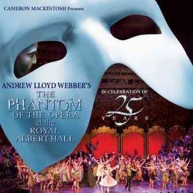 Andrew Lloyd Webber The Phantom Of The Opera At The Royal Albert Hall (2 CD) CD