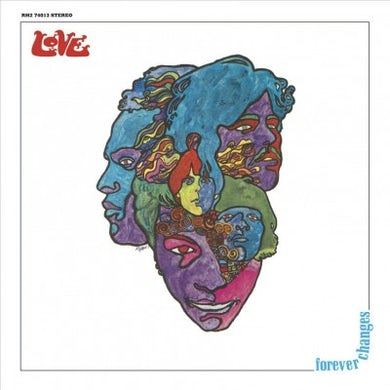 Love Forever Changes (50th Anniversary Edition) CD
