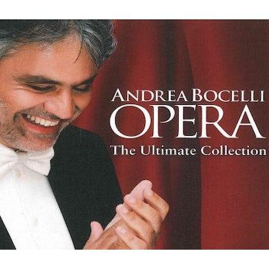 Andrea Bocelli Opera - The Ultimate Collection CD