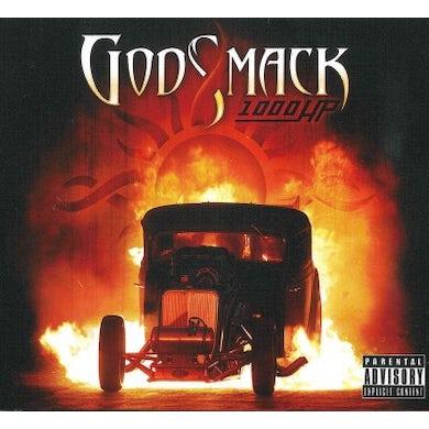 Godsmack 1000hp (Explicit) CD