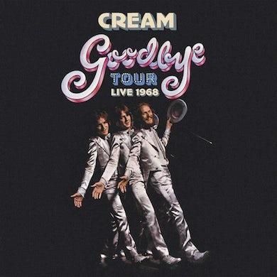 Cream Goodbye Tour - Live 1968 (4 CD) CD