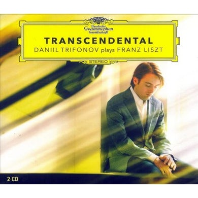 Transcendental - Daniil Trifonov Plays Franz Liszt (2 CD) CD