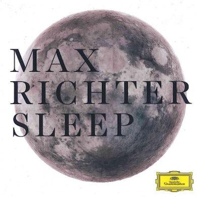 Max Richter Sleep (8 CD/Blu-ray Combo) CD