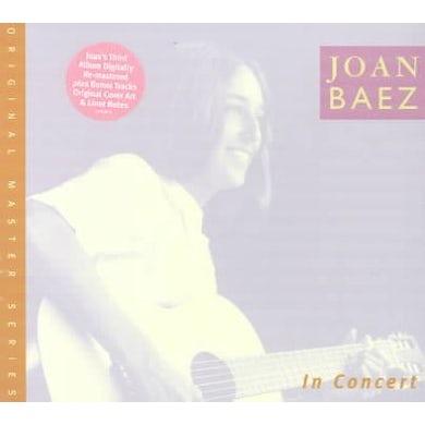 Joan Baez In Concert, Part I CD