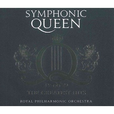 Royal Philharmonic Orchestra Symphonic Queen - The Greatest Hits CD