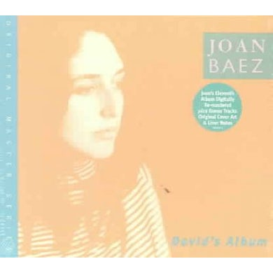 Joan Baez David's Album CD