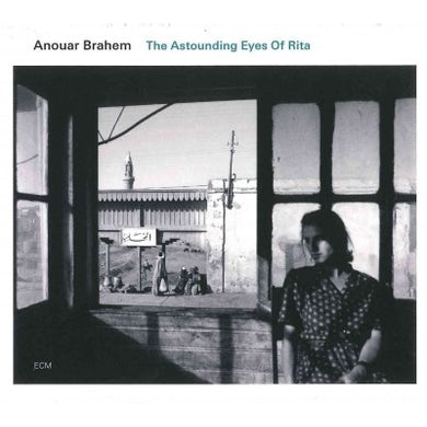 Anouar Brahem The Astounding Eyes Of Rita CD