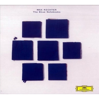 Max Richter The Blue Notebooks (2 CD)(Super Deluxe) CD