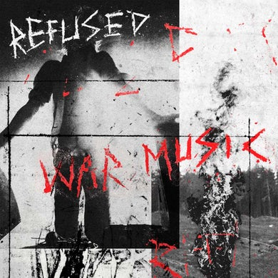 Refused War Music CD