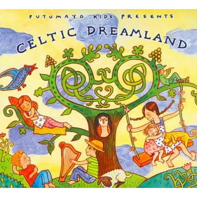 Putumayo Kids Presents: Celtic Dreamland CD