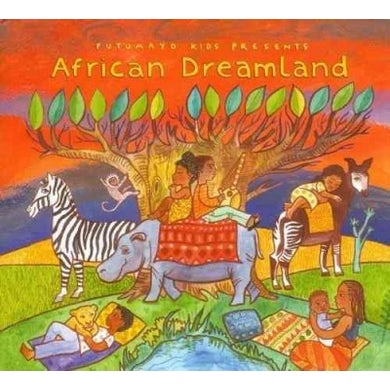 Putumayo Kids Presents: African Dreamland [Digipak] CD