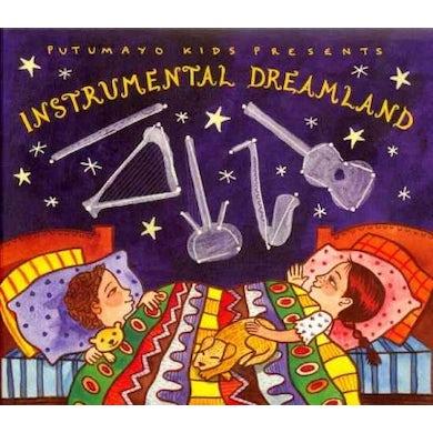 Putumayo Kids Presents: Instrumental Dreamland [Digipak] CD