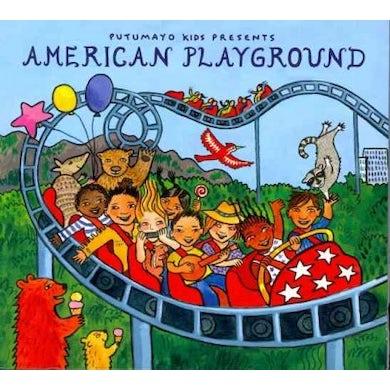 Putumayo Kids Presents American Playground CD