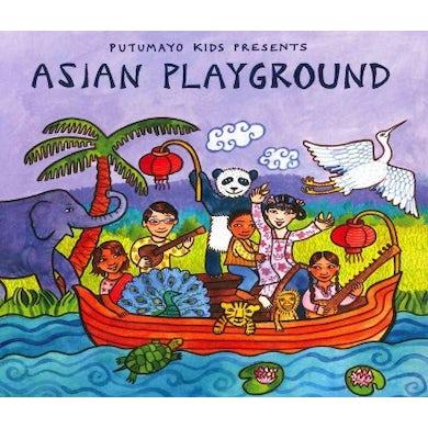 Putumayo Kids Presents: Asian Playground CD