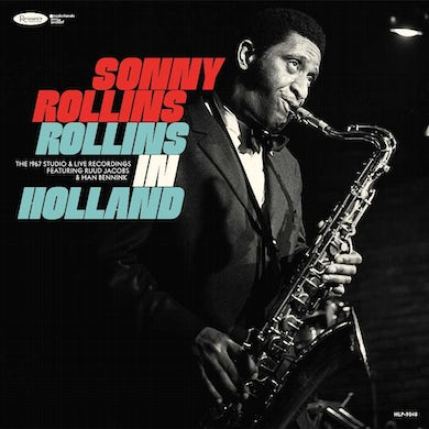 Sonny Rollins Rollins In Holland: The 1967 Studio & Live Recordings (2 CD) CD