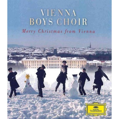 Merry Christmas From Vienna CD