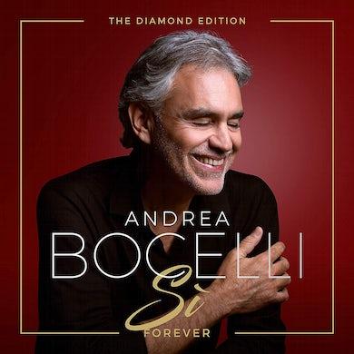 Andrea Bocelli Si Forever The Diamond Edition CD