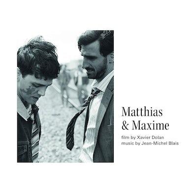 Matthias & Maxime (Original Motion Picture Soundtrack) CD