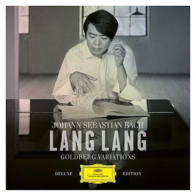 Lang Lang Bach: Goldberg Variations (4 CD) (Deluxe Edition) CD