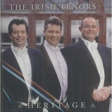 The Irish Tenors Heritage CD