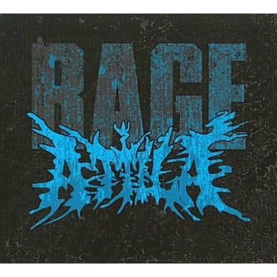 Attila Rage CD