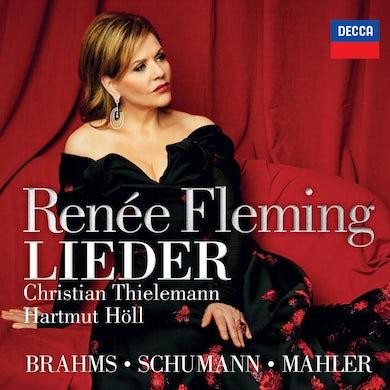 Brahms, Schumann & Mahler: Lieder CD