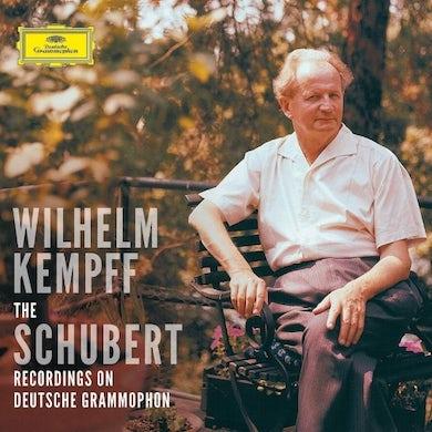 Wilhelm Kempff Complete Schubert Solo Recordingson Deutsche Grammophon (9 CD + Blu-ray Audio) CD