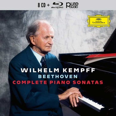 Wilhelm Kempff Complete Beethoven Sonatas (9 CD) CD