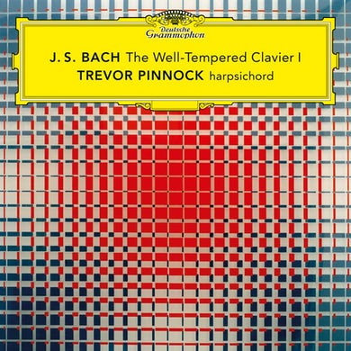 J.S Bach: The Well-Tempered Clavier, Book 1 (2 CD) CD