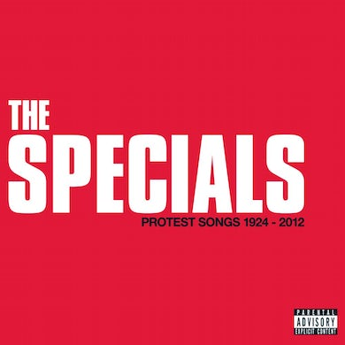 The Specials PROTEST SONGS 1924 – 2012 (X) (DELUXE) CD