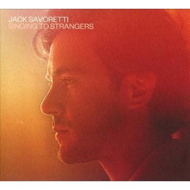 Jack Savoretti Singing to Strangers CD