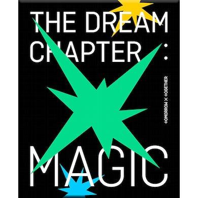 TOMORROW X TOGETHER DREAM CHAPTER: MAGIC (ARCADIA)(BLACK ART) CD