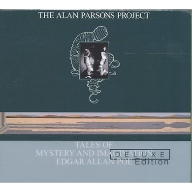 Alan Parsons Project Tales Of Mystery & Imagination (2 CD Deluxe Edition) CD