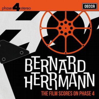 The Film Scores Of Bernard Herrmann (7 CD Box Set) CD