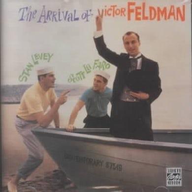 The Arrival Of Victor Feldman CD