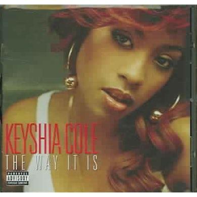 Keyshia Cole The Way It Is CD