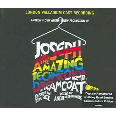 Andrew Lloyd Webber Joseph And The Amazing Technicolor Dreamcoat (Remastered) CD